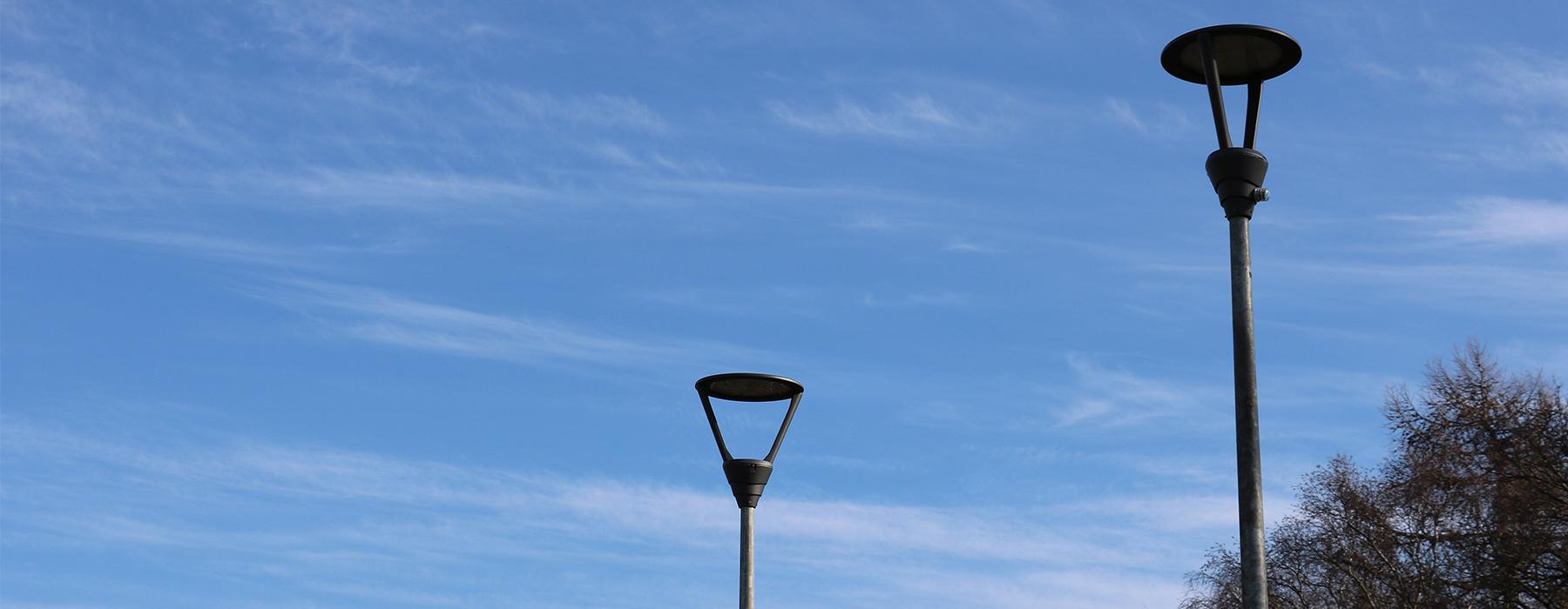 Vejbelysning til Tårnby Kommune