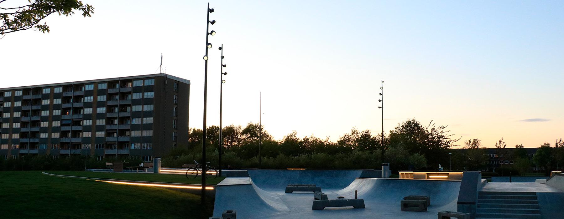 Skatepark Tårnby