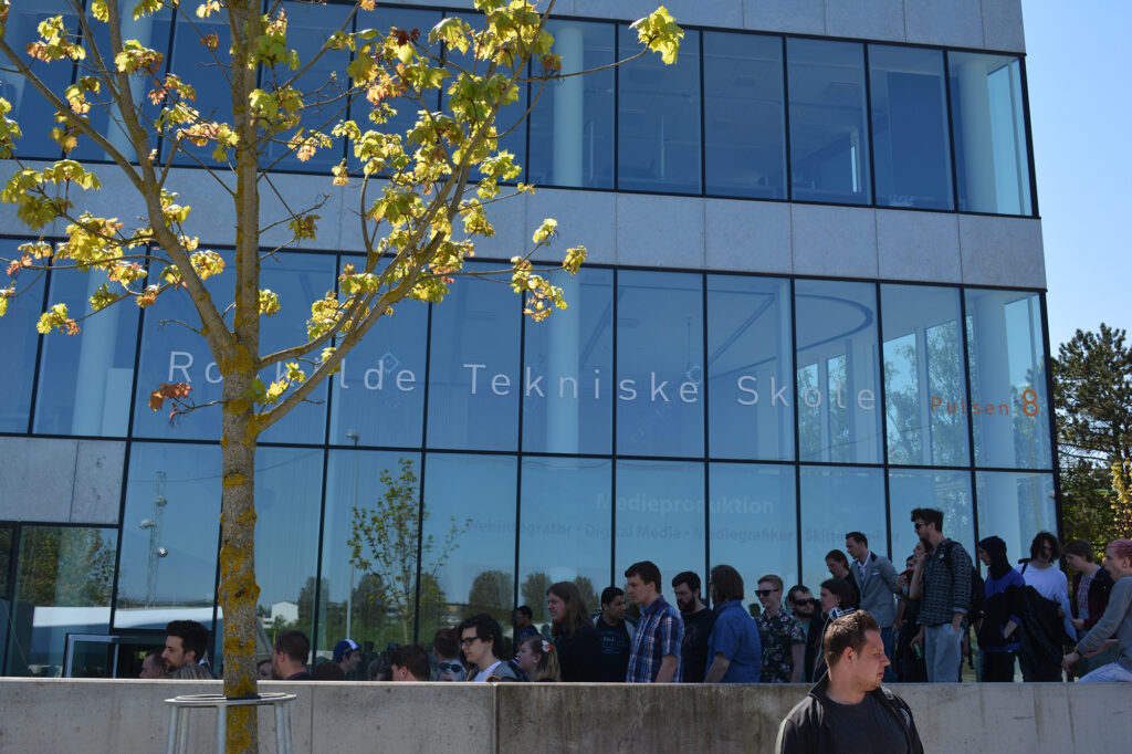 Roskilde Tekniske Skole – Pulsen 8