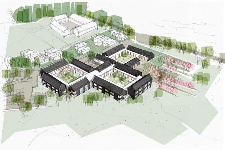 Nyt plejehjem – Hornbækhave