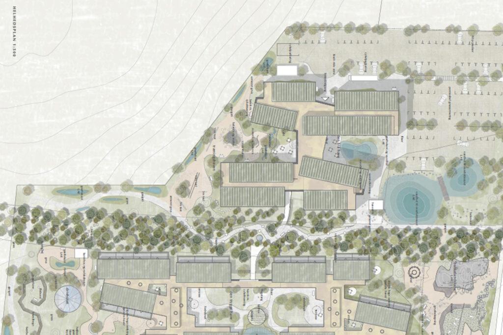 Nyt pleje- og rehabiliteringscenter – Skovgården