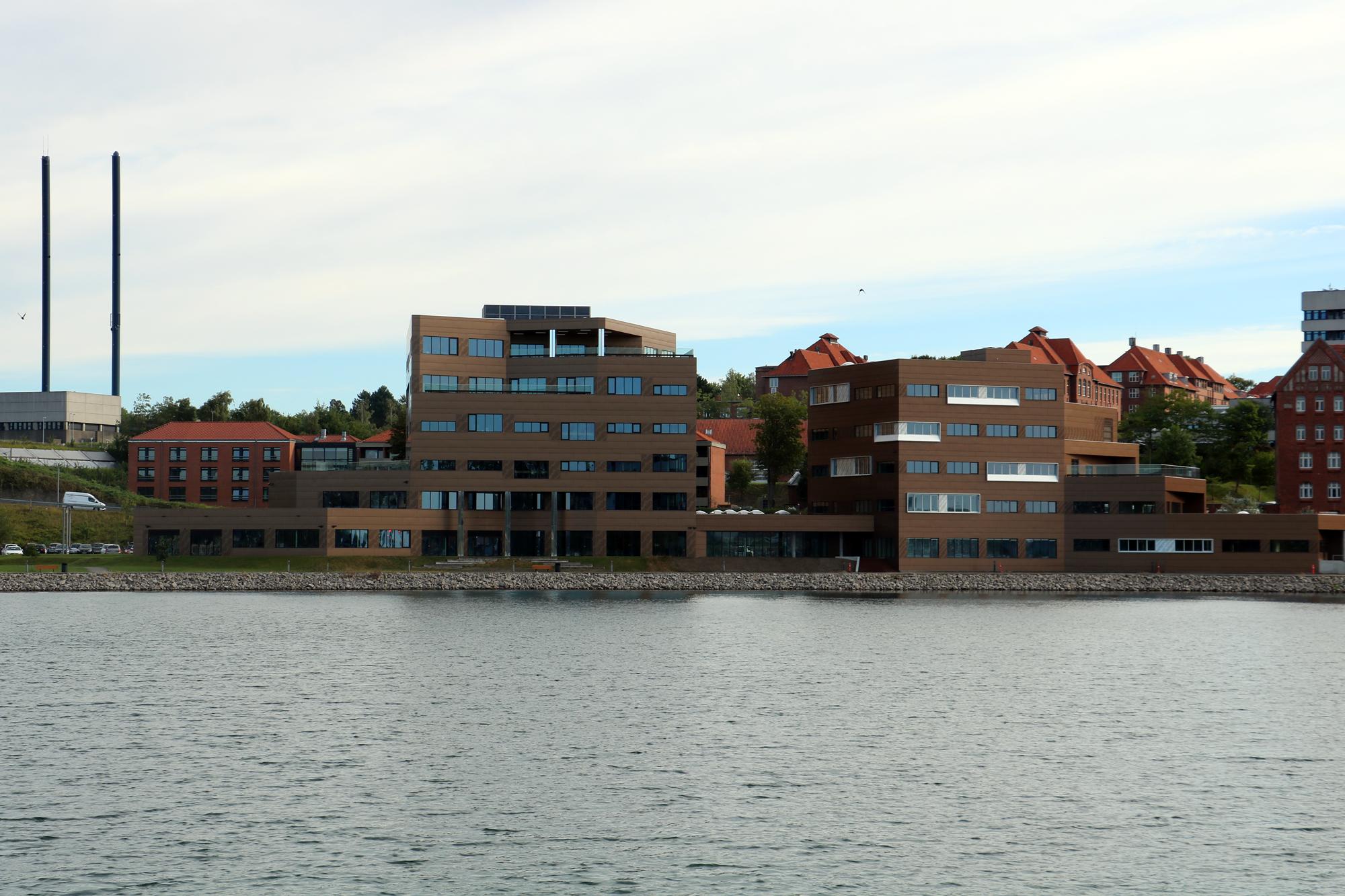 Kontorbygning B - Sønderborg
