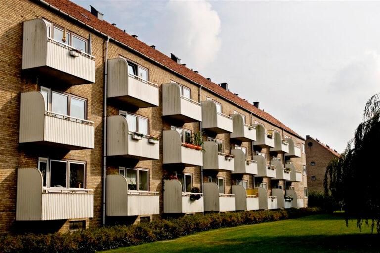 475 beboelsesejendomme – Lundevænget