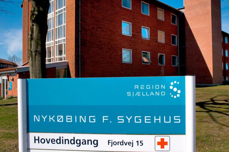 Nykøbing Falster Sygehus – Bygning V