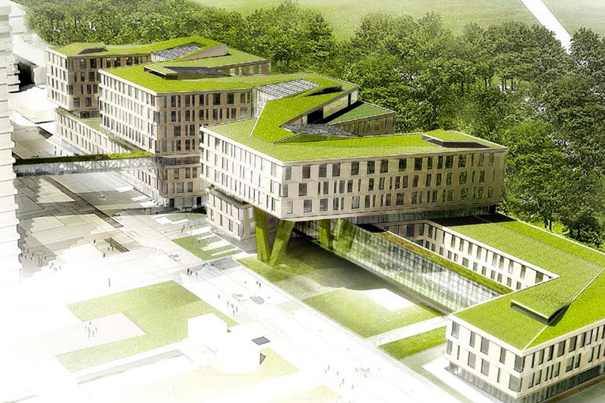 Rigshospitalet Nordfløjen 2